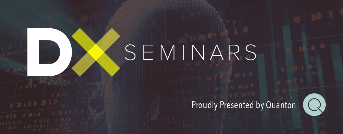 DX Seminar Digital Transformation Events