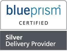 RPA Developer Blue Prism Silver Delivery Partner