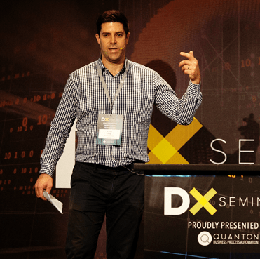 Russell Berg, General Manager Product and Emerging Technology - Quanton