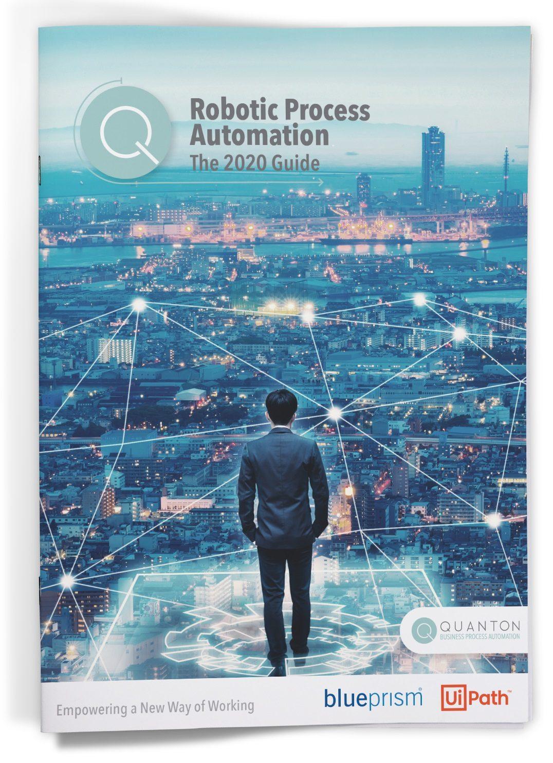 Blue Prism Robotic Process Automation 2020 Guide