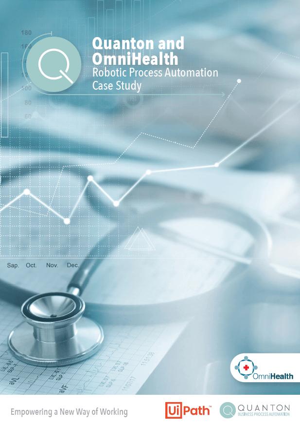 Blue Prism Robotic Process Automation Case Study