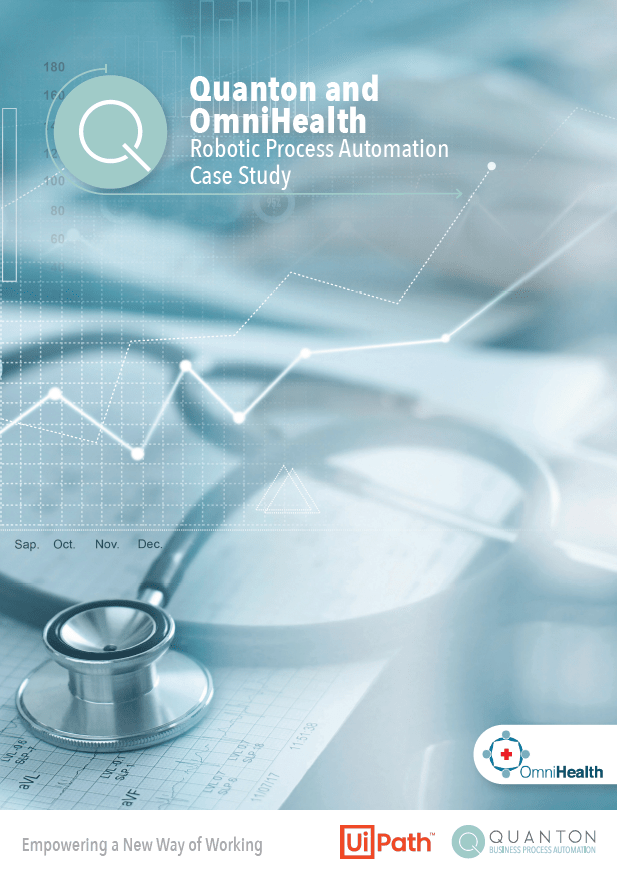 Robotic Process Automation NZ Case Study - Omni Health