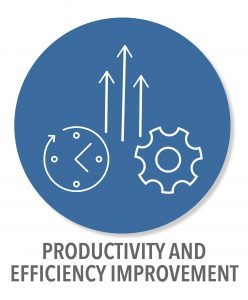 Productivity and Efficiency Digital Transformation Consulting Services